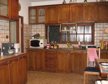 המטבח בדירה בכפר סבא -