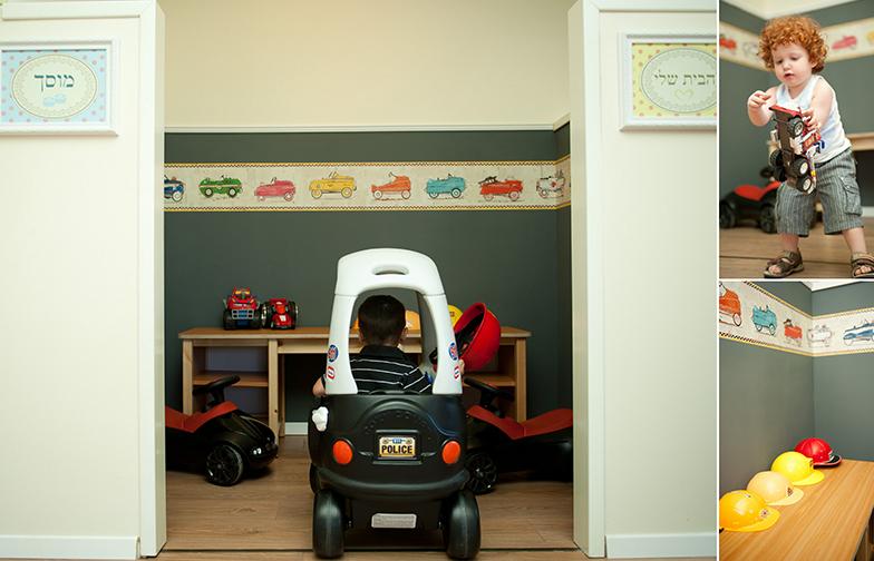 חדרי משחקים -
