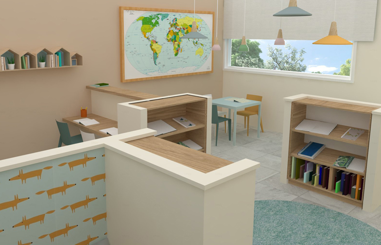 התכנון והעיצוב מיועדים להשרות אווירה ביתית, חמה ועוטפת בכל המתחם.