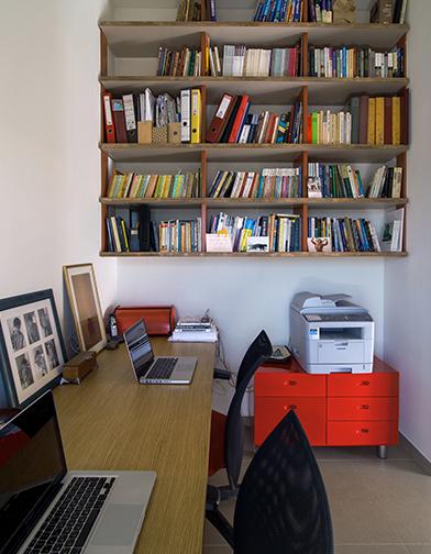 צילום: אילן נחום - חדר עבודה